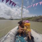 Geburtstag im Panamakanal (jetzt!)