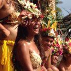 Wir sind jetzt auf Hiva Oa, Marquesas, Französisch Polynesien