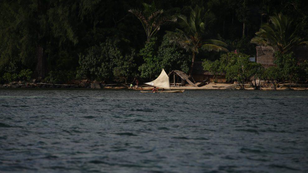 Ankunft in den Salomonen, Teil 1