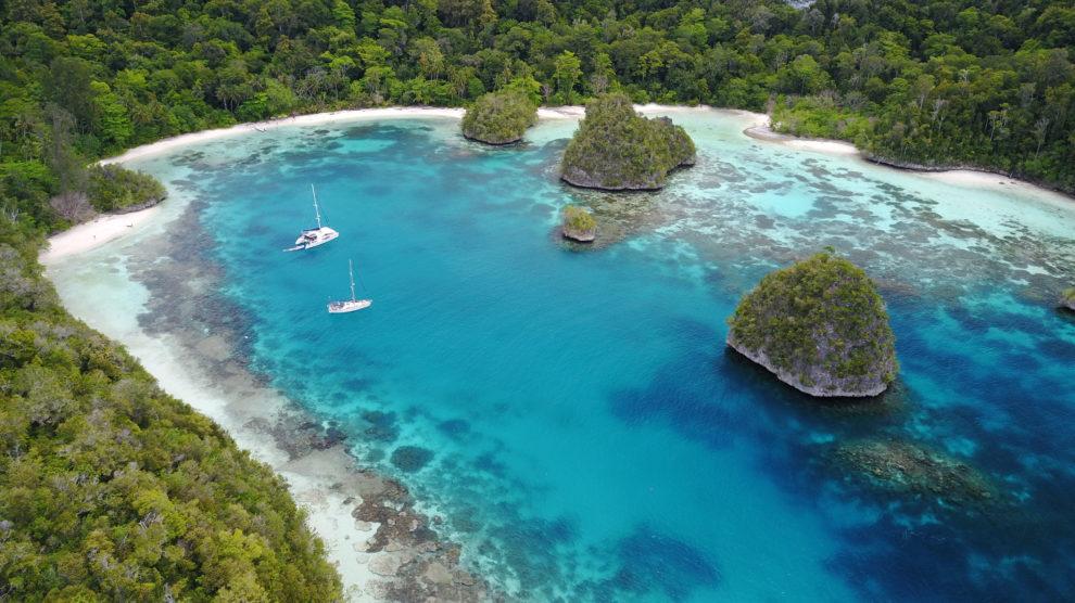 Angekommen in Indonesien