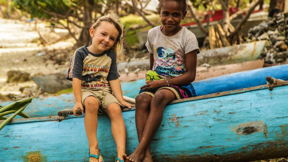 Vanuatu 2019 – Wiedersehensfreude und Neuentdeckungen, Teil 1/11 Aneityum 08.- 14. Juni