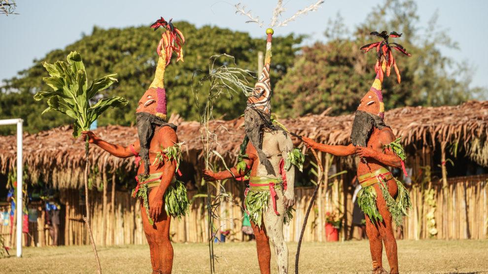 Vanuatu 2019, Teil 9: Lakatoro Festival, Malekula 17.- 22. August